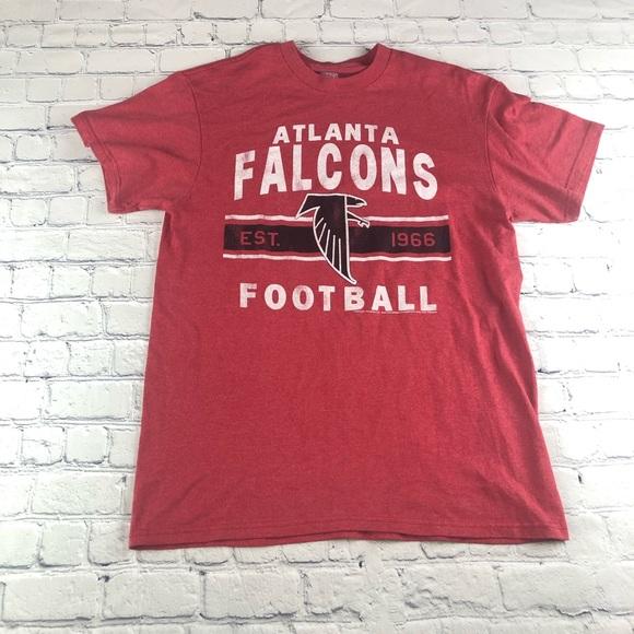 promo code 6b651 2b264 VINTAGE Atlanta falcons t shirt